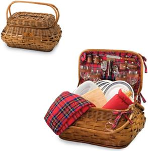 Picnic Time NFL Washington Redskins Basket