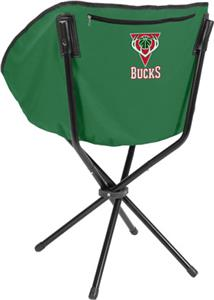 Picnic Time NBA Bucks Portable Sling Chair