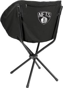 Picnic Time NBA Brooklyn Nets Portable Sling Chair
