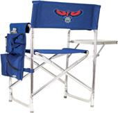 Picnic Time NBA Hawks Folding Chair w/ Strap