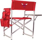 Picnic Time NBA Bulls Folding Sport Chair w/ Strap