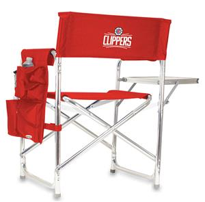 Picnic Time NBA Clippers Folding Chair w/ Strap