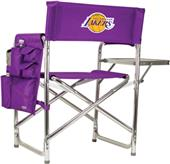 Picnic Time NBA LA Lakers Folding Chair w/ Strap