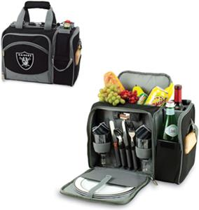 Picnic Time NFL Oakland Raiders Malibu Pack