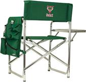 Picnic Time NBA Bucks Folding Sport Chair w/ Strap