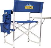Picnic Time NBA Nuggets Folding Chair w/ Strap