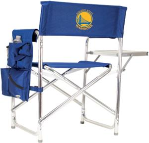 Picnic Time NBA Warriors Folding Chair w/ Strap