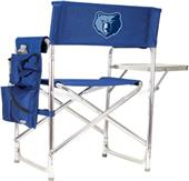 Picnic Time NBA Grizzlies Folding Chair w/ Strap