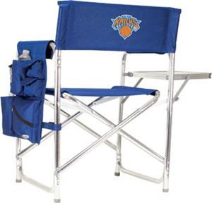 Picnic Time NBA Knicks Folding Chair w/ Strap