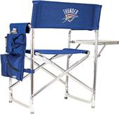 Picnic Time NBA OKC Thunder Folding Chair w/ Strap