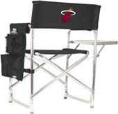Picnic Time NBA Heat Folding Sport Chair w/ Strap