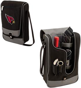 Picnic Time NFL Arizona Cardinals Wine Tote