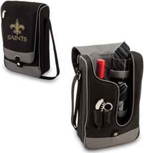 Picnic Time NFL New Orleans Saints Wine Tote