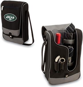 Picnic Time NFL New York Jets Wine Tote