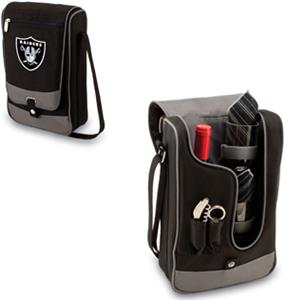 Picnic Time NFL Oakland Raiders Wine Tote