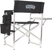 Picnic Time NBA Spurs Folding Chair w/ Strap