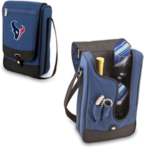 Picnic Time NFL Houston Texans Wine Tote