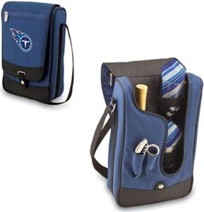 Picnic Time NFL Tennessee Titans Wine Tote