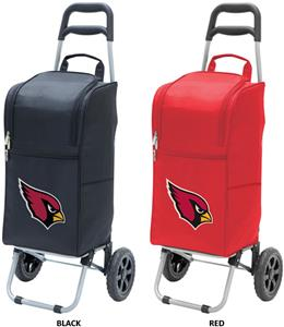 Picnic Time NFL Arizona Cardinals Cart Cooler
