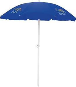 Picnic Time University of Memphis Sun Umbrella 5.5