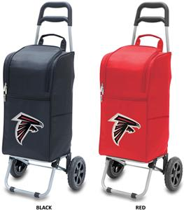 Picnic Time NFL Atlanta Falcons Cart Cooler