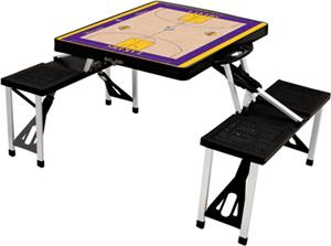 Picnic Time NBA LA Lakers Picnic Table