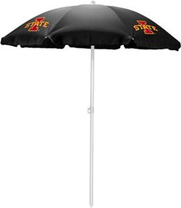 Picnic Time Iowa State Cyclones Sun Umbrella 5.5
