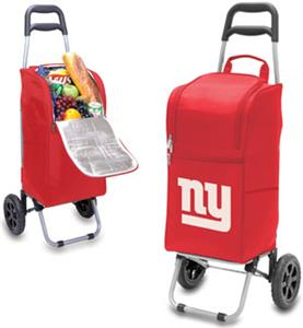 Picnic Time NFL New York Giants Cart Cooler