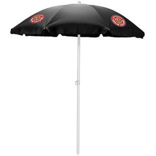 Picnic Time University of Louisiana Sun Umbrella