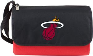 Picnic Time NBA Miami Heat Outdoor Blanket