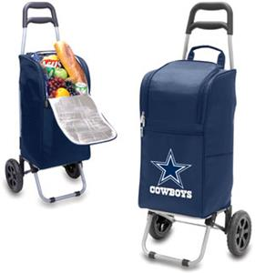 Picnic Time NFL Dallas Cowboys Cart Cooler