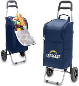 Picnic Time NFL San Diego Chargers Cart Cooler