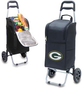 Picnic Time NFL Green Bay Packers Cart Cooler