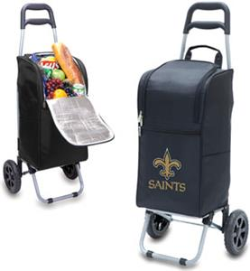Picnic Time NFL New Orleans Saints Cart Cooler