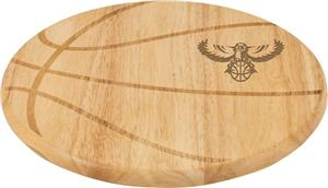 Picnic Time NBA Hawks Basketball Cutting Board