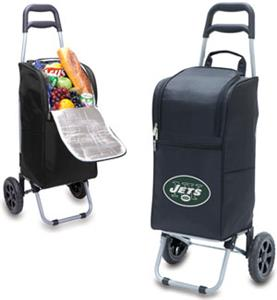 Picnic Time NFL New York Jets  Cart Cooler