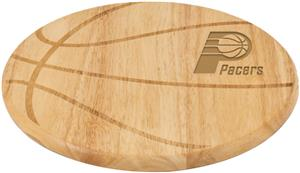 Picnic Time NBA Pacers Basketball Cutting Board