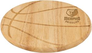 Picnic Time NBA Grizzlies Basketball Cutting Board