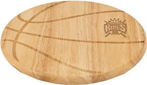 Picnic Time NBA Kings Basketball Cutting Board