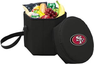 Picnic Time NFL San Francisco 49ers Bongo Cooler