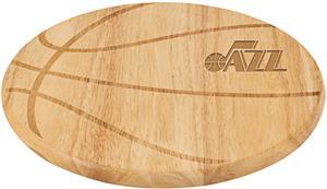 Picnic Time NBA Utah Jazz Basketball Cutting Board