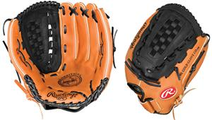 Rawlings Heritage Infield/Outfield Softball Gloves