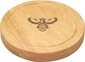 Picnic Time NBA Hawks Cutting Board w/ Tools