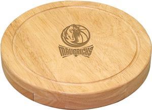 Picnic Time NBA Mavericks Cutting Board w/ Tools
