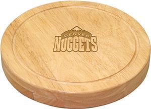 Picnic Time NBA Nuggets Cutting Board w/ Tools