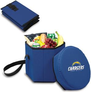 Picnic Time NFL San Diego Chargers Bongo Cooler