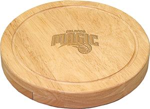 Picnic Time NBA Magic Circo Cutting Board w/ Tools