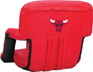 Picnic Time NBA Chicago Bulls Ventura Recliner