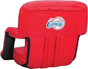 Picnic Time NBA LA Clippers Ventura Recliner