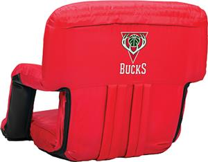 Picnic Time NBA Milwaukee Bucks Ventura Recliner
